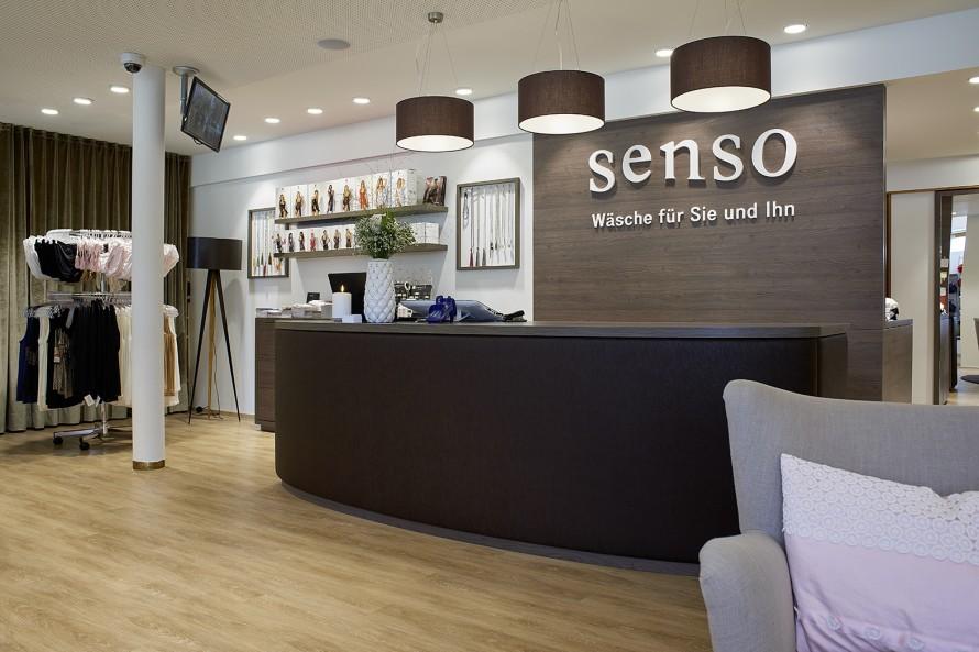 Senso Wäsche für Sie und Ihn
